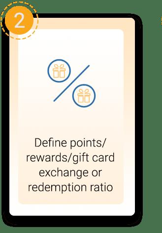 Exchange or Redemption ratio