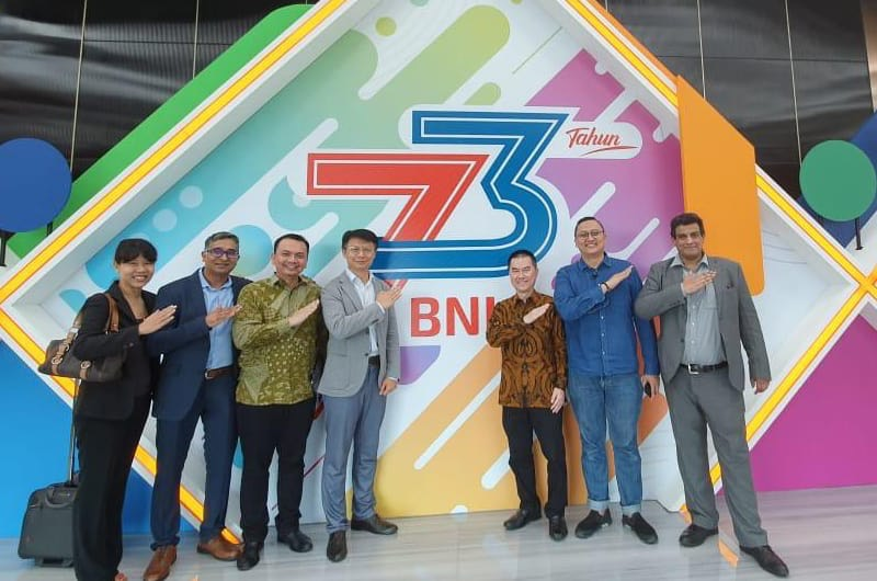 BNI #Digital Experience ! Happy 73rd Anniversary and Congratulations for the launching of BNIPOIN+