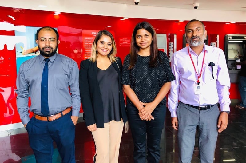 #Workshop Giift & Bank of Maldives